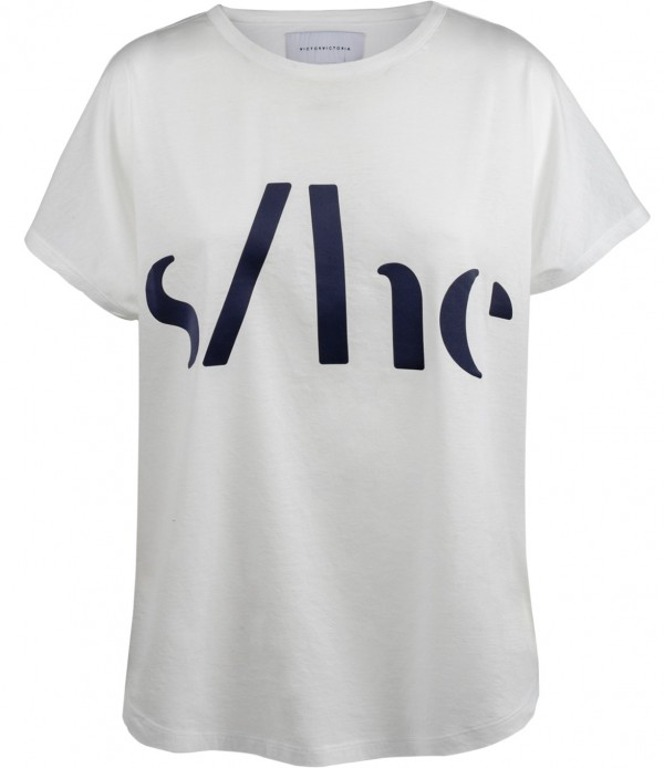 tshirt donna s/he